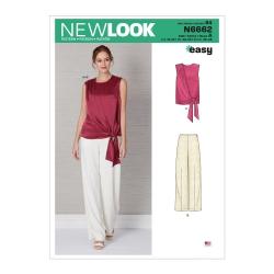 Wykrój New Look N6662