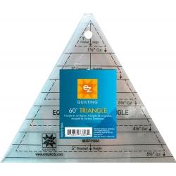 Szablon do trójkątów 60°