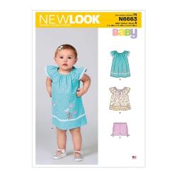 Wykrój New Look N6663
