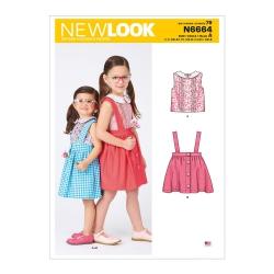 Wykrój New Look N6664