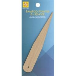 Bambusowa łopatka do zaznaczania i prasowania