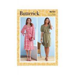 Wykrój Butterick B6723Y