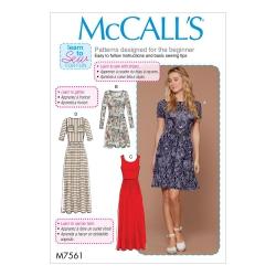 Wykrój McCall's M7561