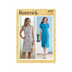 Wykrój Butterick B6725A5