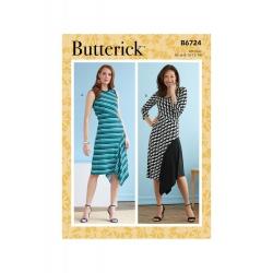 Wykrój Butterick B6724A5
