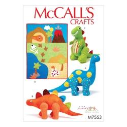 Wykrój McCall's M7553