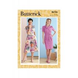 Wykrój Butterick B6726A5