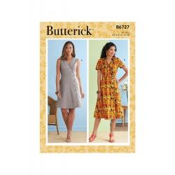 Wykrój Butterick B6727A5