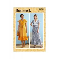 Wykrój Butterick B6728A5
