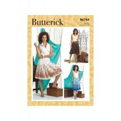 Wykrój Butterick B6744EE