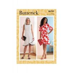 Wykrój Butterick B6729A5