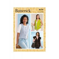 Wykrój Butterick B6745Y