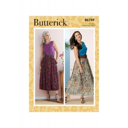 Wykrój Butterick B6749Y