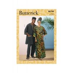 Wykrój Butterick B6748XM