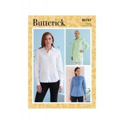 Wykrój Butterick B6747AA