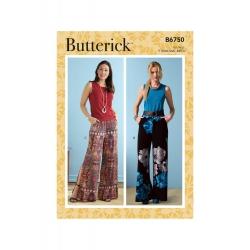 Wykrój Butterick B6750Y
