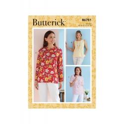 Wykrój Butterick B6751B5