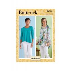 Wykrój Butterick B6735Y