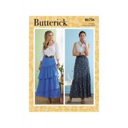 Wykrój Butterick B6736Y