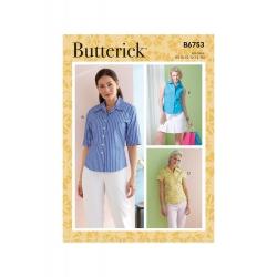 Wykrój Butterick B6753B5