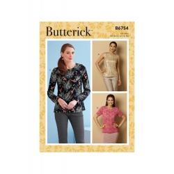 Wykrój Butterick B6754B5