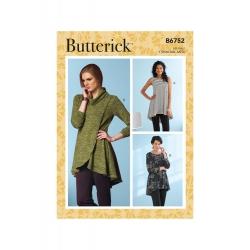 Wykrój Butterick B6752Y