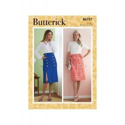 Wykrój Butterick B6737A5