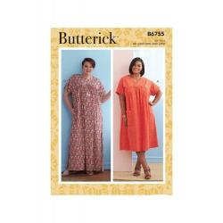 Wykrój Butterick B6755RR