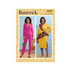 Wykrój Butterick B6739B5