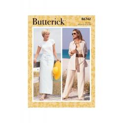 Wykrój Butterick B6742B5