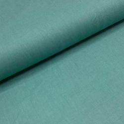 Len zielony - tkanina lniana 100%