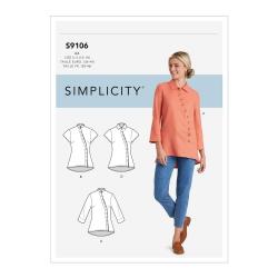 Wykrój Simplicity S9106