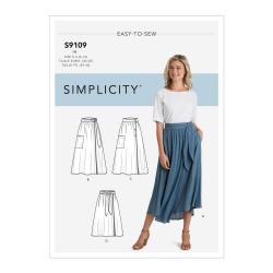 Wykrój Simplicity S9109