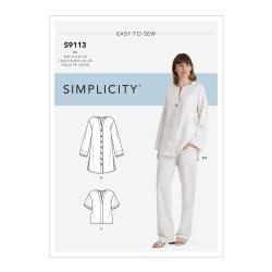 Wykrój Simplicity S9113