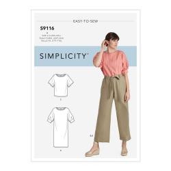 Wykrój Simplicity S9116
