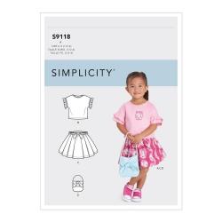 Wykrój Simplicity S9118