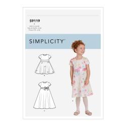 Wykrój Simplicity S9119