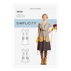 Wykrój Simplicity S9122
