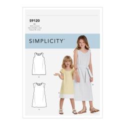 Wykrój Simplicity S9120