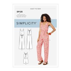 Wykrój Simplicity S9125