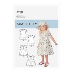 Wykrój Simplicity S9126