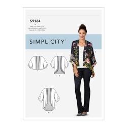 Wykrój Simplicity S9124