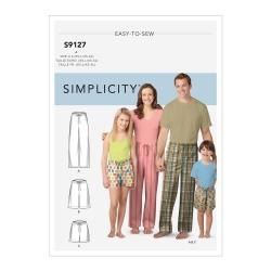 Wykrój Simplicity S9127