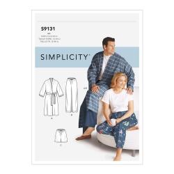 Wykrój Simplicity S9131