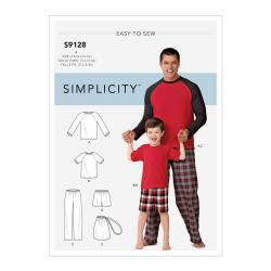 Wykrój Simplicity S9128