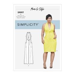 Wykrój Simplicity S9097