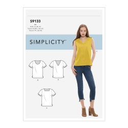 Wykrój Simplicity S9133
