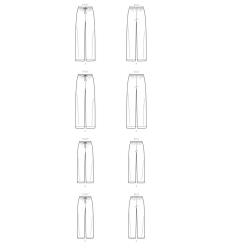 Wykrój Simplicity S9132