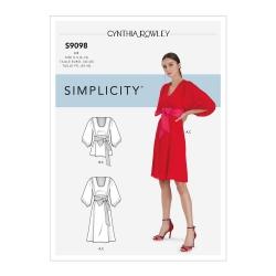Wykrój Simplicity S9098