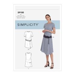 Wykrój Simplicity S9100
